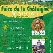 Retrouvez l'Eleveur Occitan à la Foire de la Châtaigne